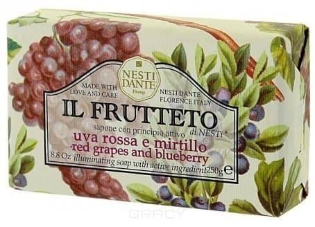 Nesti Dante, Мыло Красный виноград и голубика, 100 гр.
