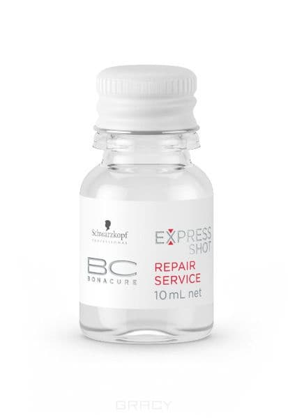 Schwarzkopf Professional Бонакур Expertise Восстанавливающий Экспресс-Сервис, 8 амп. по 10 мл
