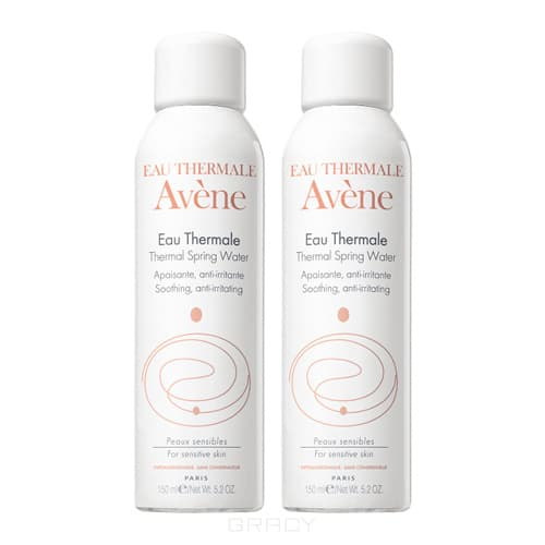 Avene, Набор Термальная вода Eau Thermale, 150 мл х 2 шт (СКИДКА НА ВТОРОЙ ПРОДУКТ - 50%)