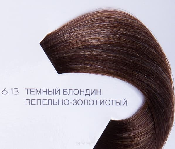LOreal Professionnel, Краска для волос Dia Light, 50 мл (34 оттенка) 6.13 тёмный блондин пепельно-золотистый
