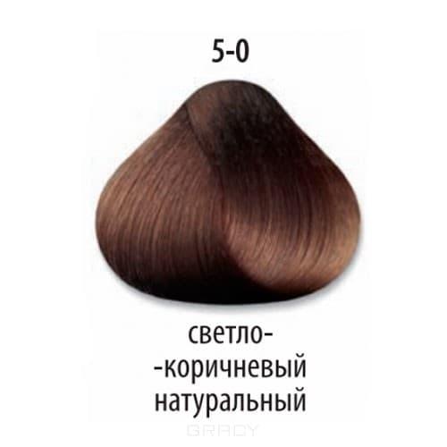 Constant Delight, Стойкая крем-краска для волос Delight Trionfo (63 оттенка), 60 мл 5-0 Светлый коричневый натуральный