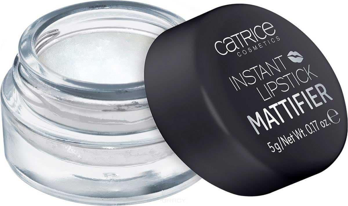 Catrice Матирующее покрытие Instant Lipstick Mattifier (010 прозрачное) топпер диван ру 226 90