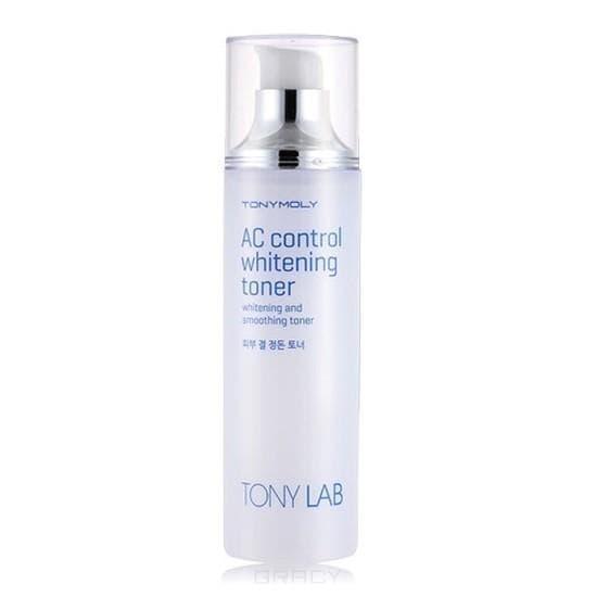 Tony Moly, Осветляющий тоник для проблемной кожи Tony Lab AC Control Whitening Toner, 150 мл