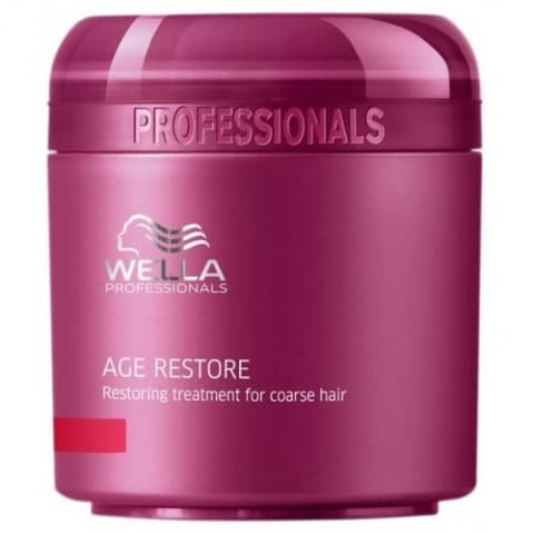 Wella, Age Line Восстанавливающая маска для жестких волос, 150 мл