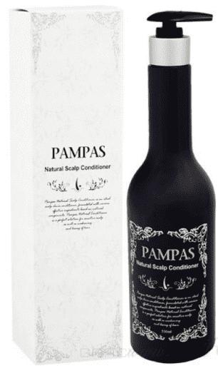 цена на Pampas Кондиционер для ослабленных волос Natural Scalp Conditioner, 550 мл