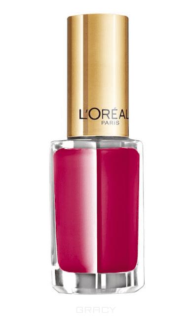 LOreal, Лак для ногтей Color Riche, 5 мл (37 оттенков) 211 Насыщенный розовый