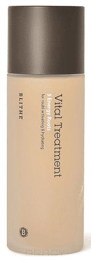 Купить Blithe - Эссенция увлажняющая «5 корней для энергии» Vital Treatment 5 Energy Roots, 200 мл