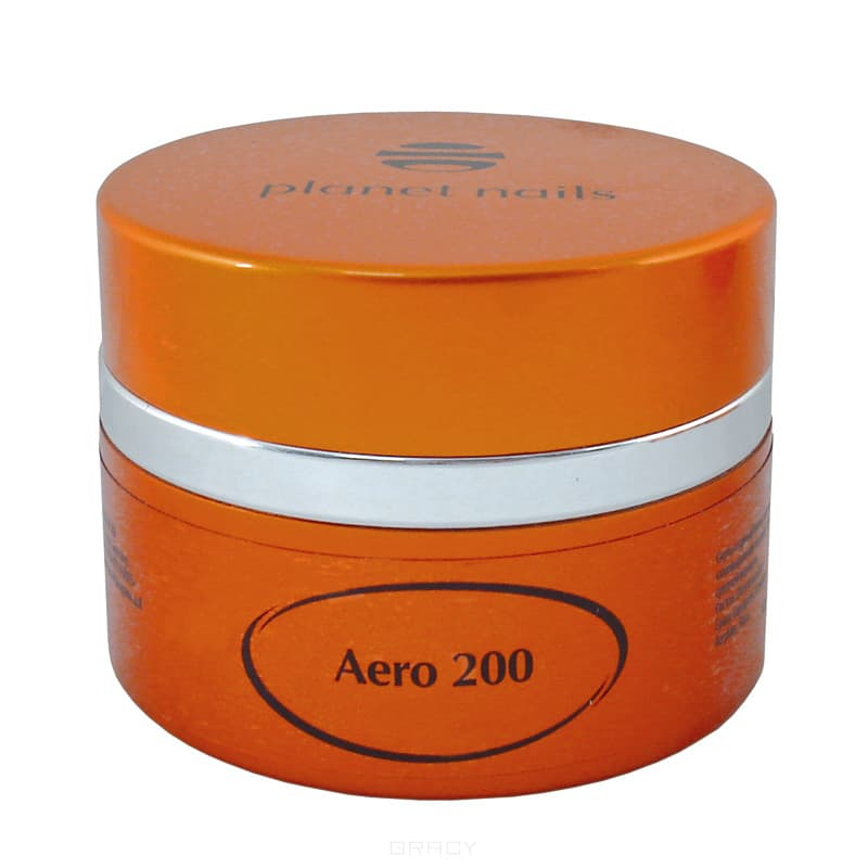 Гель Aero 200 скульптурный гель лаки planet nails гель краска без липкого слоя planet nails paint gel неоново желтая 5г