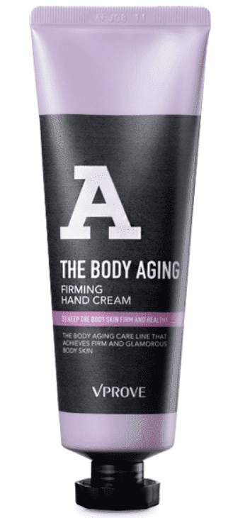 Vprove Крем для рук Зе Боди Антиэйджинг, лифтинг The Body Aging Firming Hand Cream, 80 мл