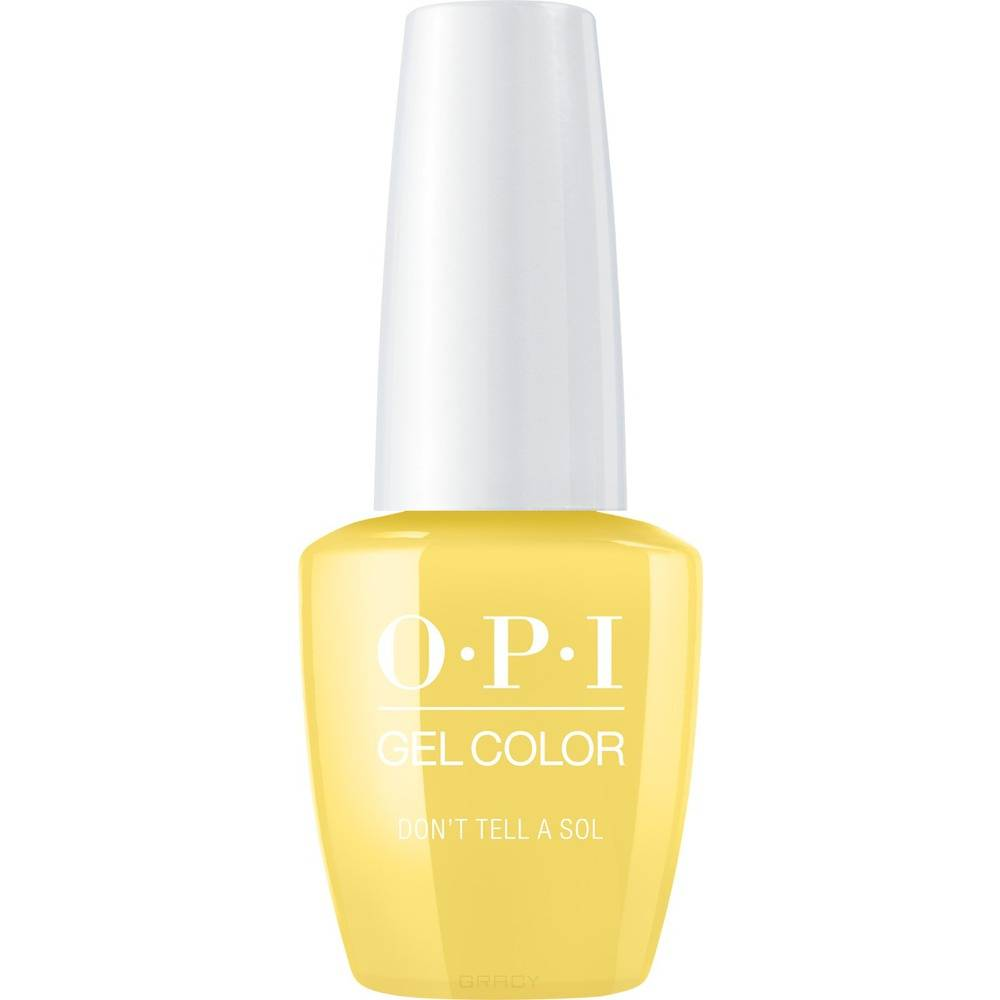 OPI, Гель-лак GelColor, 15 мл (259 цветов) Don't Tell a Sol / Mexico City