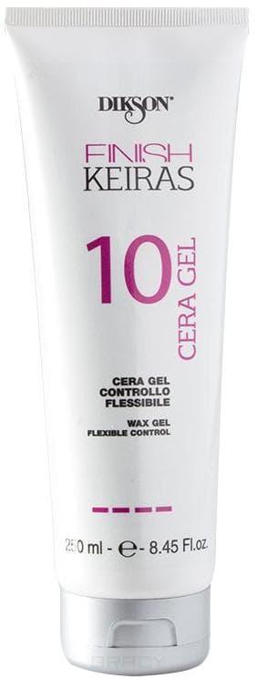 купить Dikson Воск-гель для волос Keiras Finish Cera Gel, 250 мл недорого