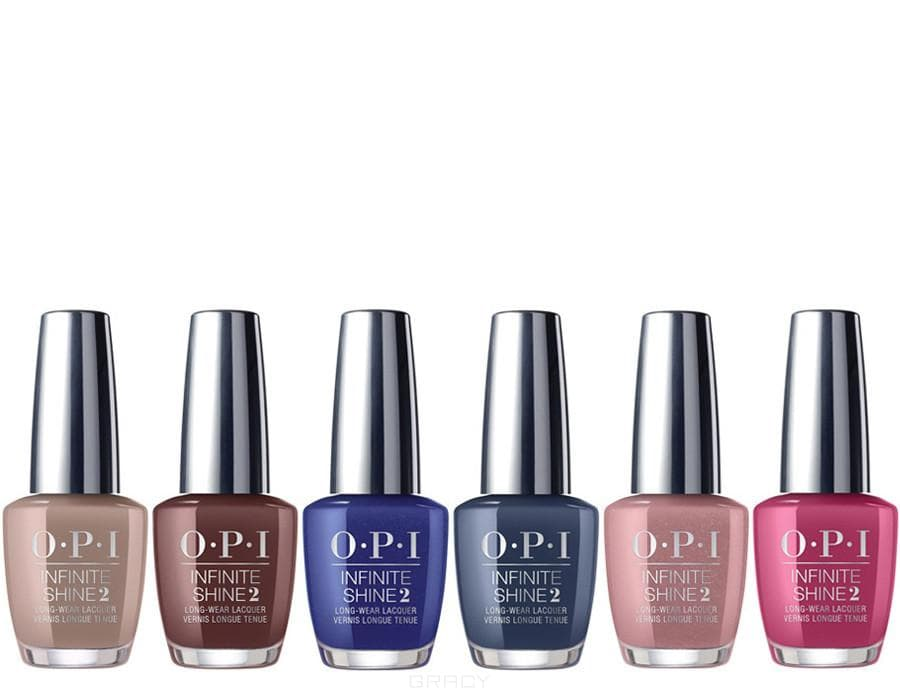 OPI Лак с преимуществом геля Iceland, 15 мл (12 цветов), Reykjavik Has All the Hot Spots, 15 мл opi infinite shine nail lacquer no stopping me now 15 мл
