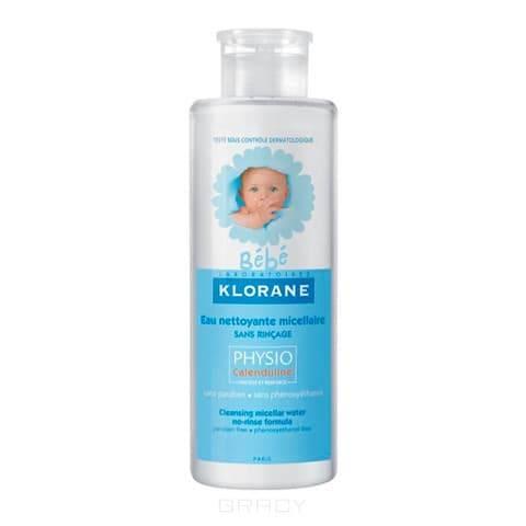 Klorane Набор Очищающая мицеллярная вода с Физио экстрактом Календулы, 2*500 мл (-50% на вторую упаковку)