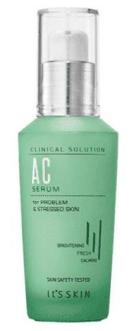 Купить It's Skin - Сыворотка для лица Скин Клиникал Солюшн для проблемной кожи Clinical Solution AC Serum, 40 мл