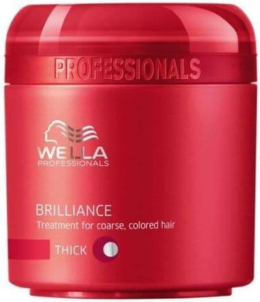 Wella Крем-маска для окрашенных жестких волос, 150 мл