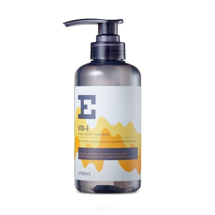 Купить Vprove - Очищающий гель для душа Вита Е Витал , фруктовый Vita E Vital Body Cleanser, 400 мл