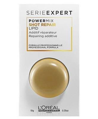 L'Oreal Professionnel Концентрат для добавления в смесь для восстановления поврежденных волос Absolut Repair Lipidium Powermix, 150 мл, 150 мл l oreal professionnel lipidium absolut repair nourishing serum 50ml
