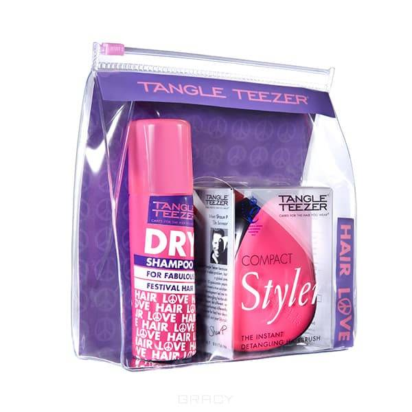 Tangle Teezer Набор расчесок для волос Festival Pack
