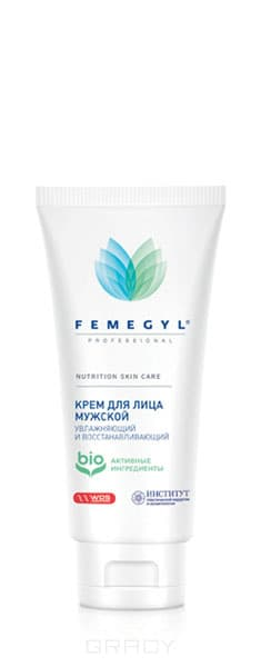 Femegyl Крем мужской для лица увлажняющий и восстанавливающий, 100 мл, 100 мл femegyl