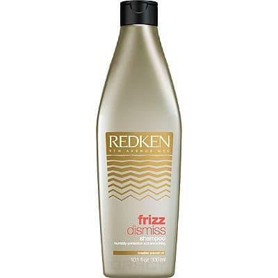Redken, Шампунь без сульфатов для гладкости и дисциплины волос Frizz Dismiss Shampoo, 1 л