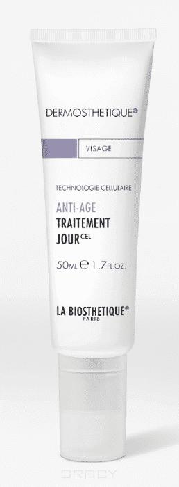 La Biosthetique Anti-age клеточно-активная солнцезащитная эмульсия SPF 20 Dermosthetique Anti-Age Traitement Jour SPF 20, 50 мл