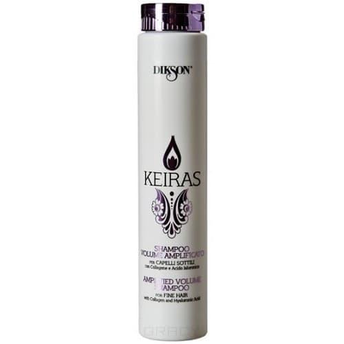 Dikson, Шампунь для увеличения объема тонких волос Keiras Shampoo Volume Amplificato, 1 л