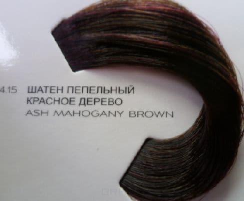 LOreal Professionnel, Краска для волос Dia Light, 50 мл (34 оттенка) 4.15 шатен пепельный красное дерево