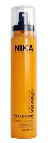 все цены на  Nika Спрей Шелковая эссенция FS Silk Infusion, 150 мл, Спрей Шелковая эссенция FS Silk Infusion, 150 мл, 150 мл  онлайн