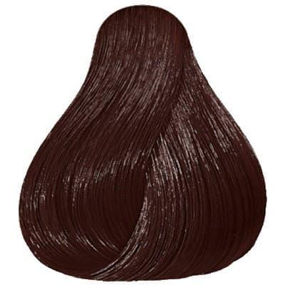 Wella, Стойкая крем-краска Koleston Perfect, 60 мл (116 оттенков) 4/77 горячий шоколад