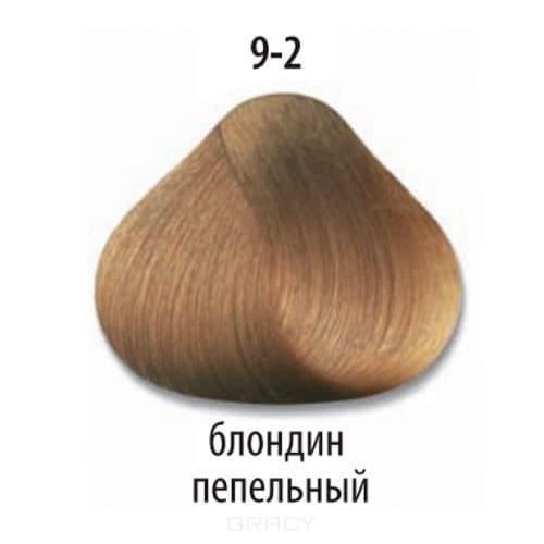 Constant Delight, Стойкая крем-краска для волос Delight Trionfo (63 оттенка), 60 мл 9-2 Блондин пепельный