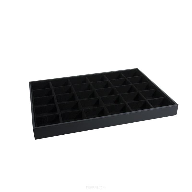 Planet Nails Коробка под украшения, открытая, 30 ячеек