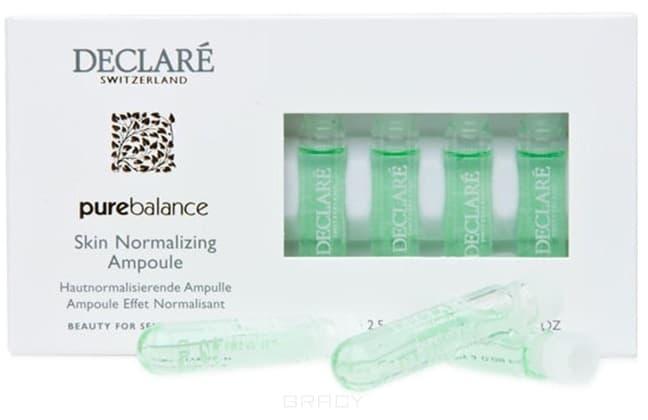 Концентрат в ампулах регулирующий жирность кожи Ampoule Pure Balance Skin Normalizing