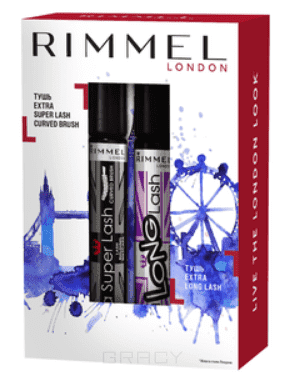 купить Rimmel Набор Extra Super & Long Lash в интернет-магазине