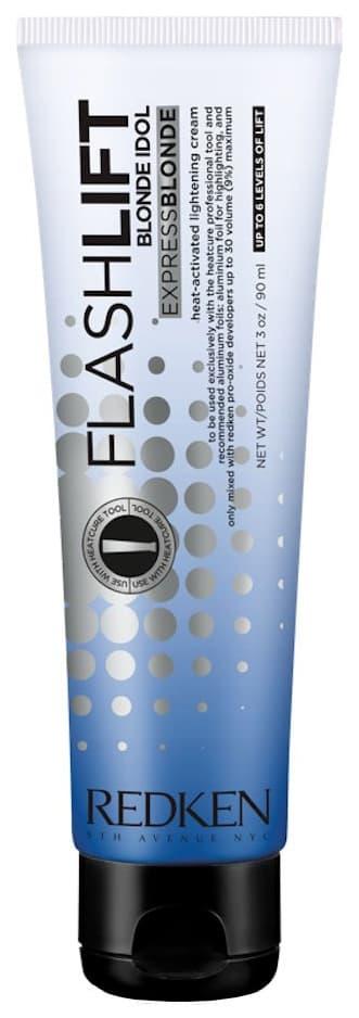 Redken Крем для экспресс-осветления волос до 6 тонов Flash Lift Express Blonde, 90 мл