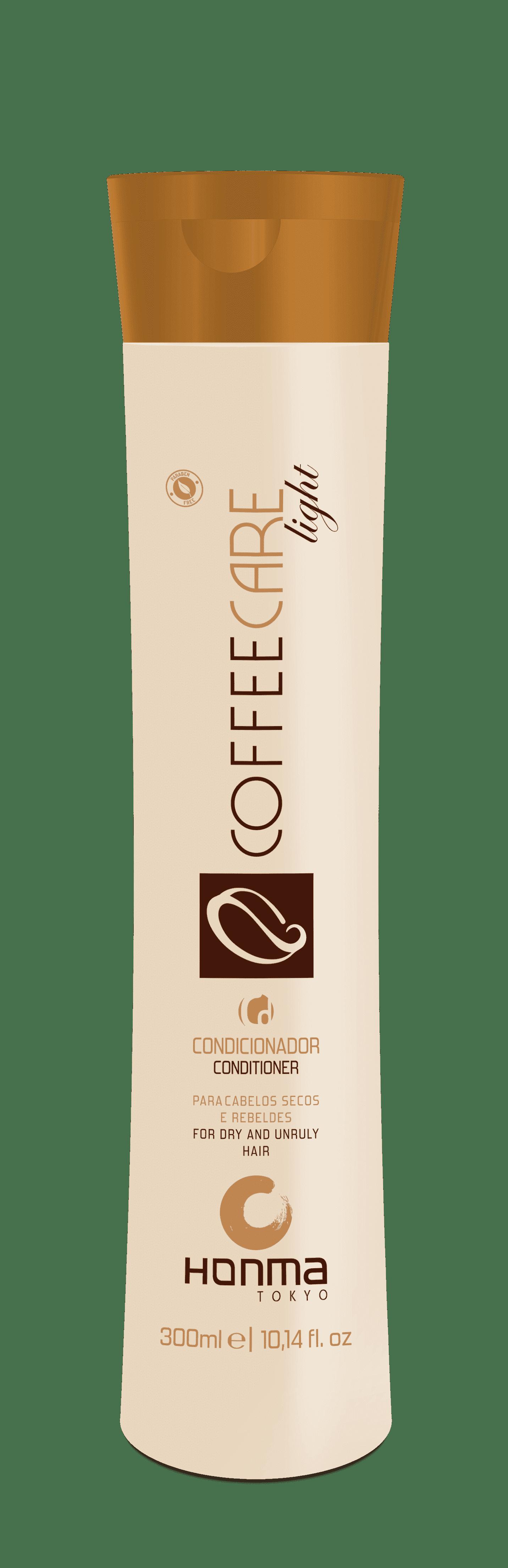 Honma Tokyo Coffee Care Light Питательный кондиционер питание и укрепление, 300 мл, Coffee Care Light Питательный кондиционер питание и укрепление, 300 мл, 300 мл