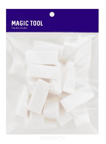 Holika Holika Спонжи для тональной основы Magic Tool Foundation Sponge, 20 шт