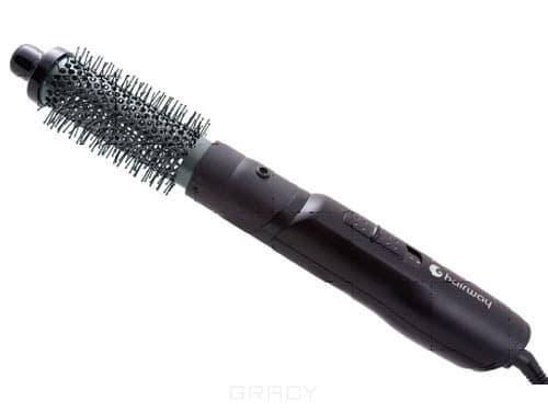 Hairway Плойка-фен Hairway 32мм Titan-Tourmaline 700W 2620, Плойка-фен Hairway 32мм Titan-Tourmaline 700W 2620, 1 шт harizma фен плойка glory h10219 фен плойка glory h10219 1 шт