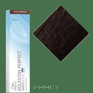 Wella, Стойкая крем-краска Koleston Perfect Innosense, 60 мл 6/0 темный блонд