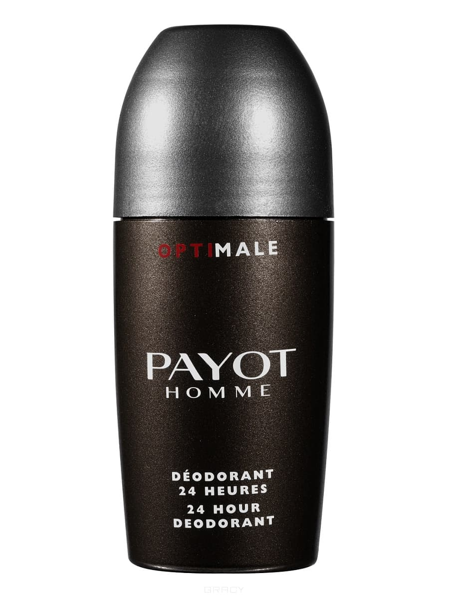 Payot Дезодорант-ролик Optimale, 75 мл payot шампунь для волос и тела payot optimale gel nettoyage integral 65041807 200 мл