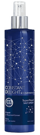 Constant Delight Спрей с морской солью Super Pearl Salt Spray, 250 мл