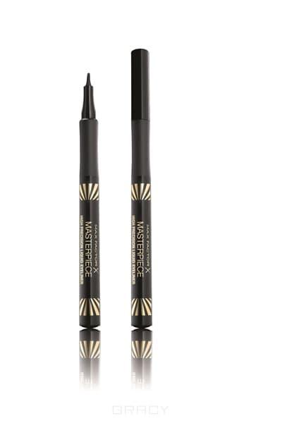 Max Factor Подводка-маркер для глаз Masterpiece High Precision, №01 Velvet black max factor masterpiece max high volume