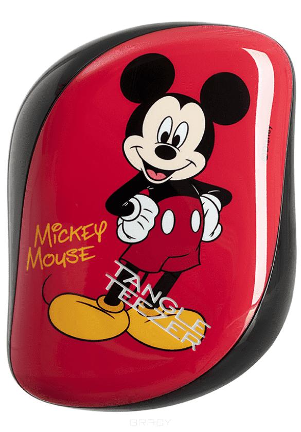 Tangle Teezer Расческа для волос Compact Styler Mickey Mouse расческа tangle teezer compact styler hello kitty pink 1 шт