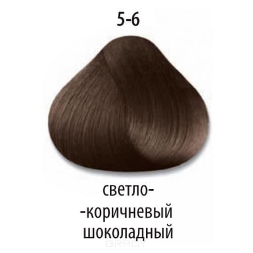 Constant Delight, Стойкая крем-краска для волос Delight Trionfo (63 оттенка), 60 мл 5-6 Светлый коричневый шоколадный