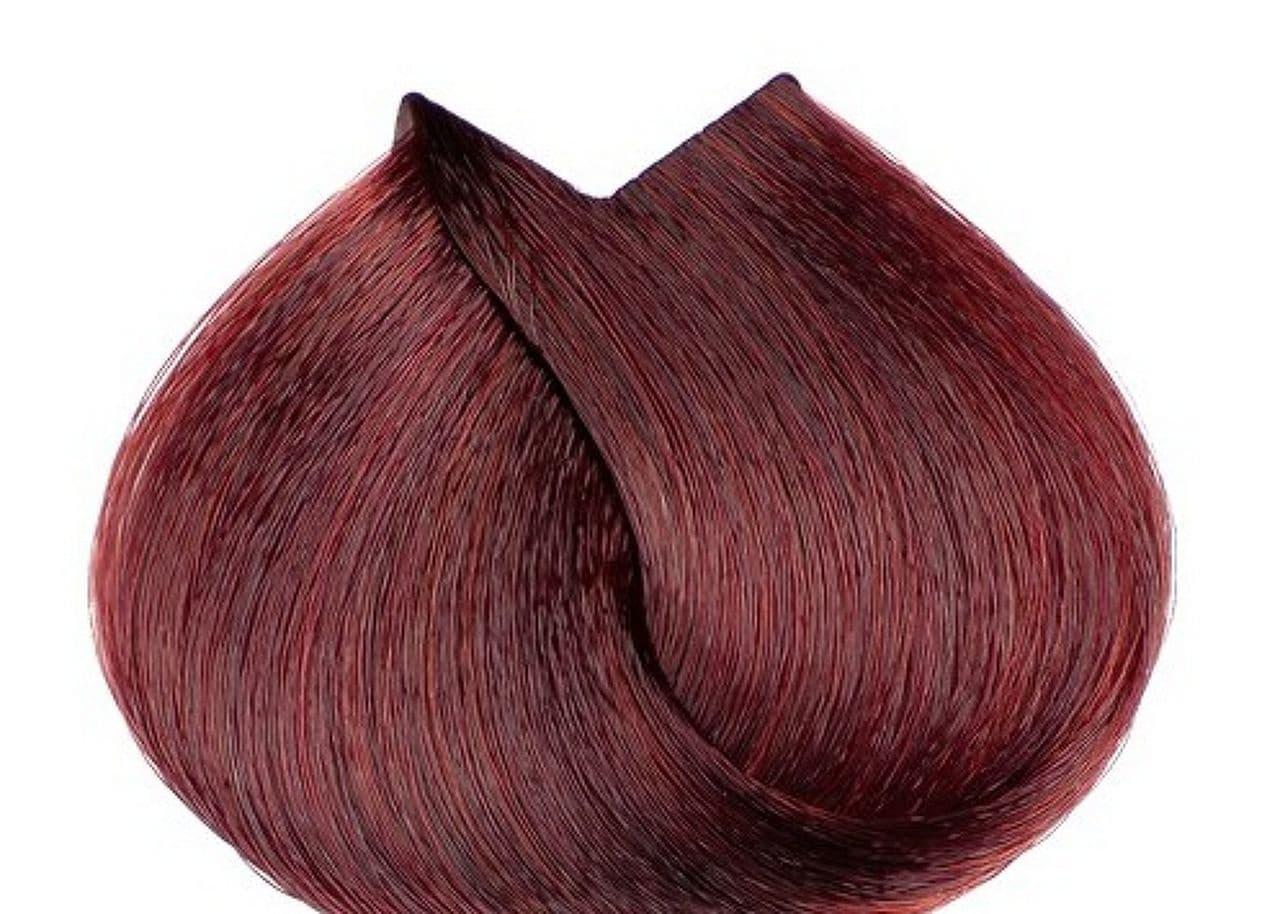 LOreal Professionnel, Крем-краска Majirouge, 50 мл (7 оттенков) 5.56 Rubilane светлый шатен красное дерево