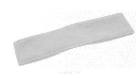 Sibel Лента для волос косметическая узкая, белая большой орден юбилей 55 белая лента