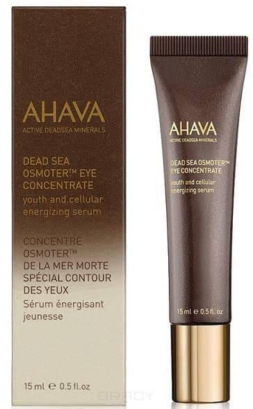Ahava Концентрат минералов мертвого моря Osmoter для глаз Dsoc, 15 мл ahava крем омолаживающий для кожи вокруг глаз 15 мл