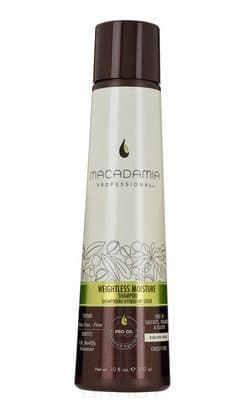 Macadamia Natural Oil , Шампунь увлажняющий для тонких волос Weightless Moisture Shampoo, 1 л