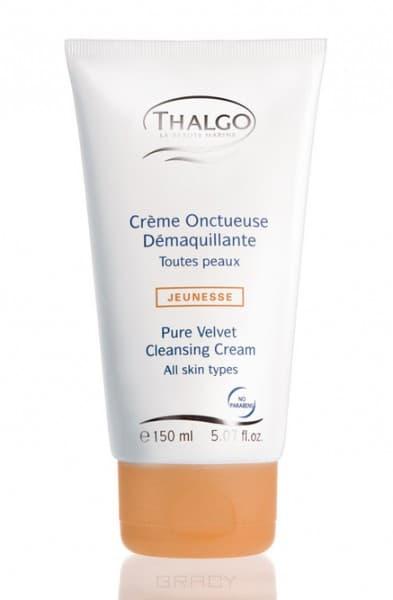 Thalgo Бархатистый очищающий крем Омоложение для лица (для нормальной и комбинированной кожи), 150 мл