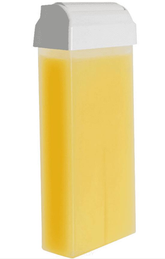 Planet Nails, Воск в картридже золотой, 100 мл