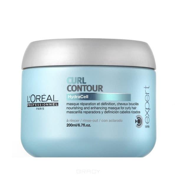LOreal Professionnel Маска-питание для четкости контура завитка для вьющихся волос Serie Expert Curl Contour Masque, 200 мл